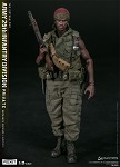 US Army 25th Infantry Division Private with Grenade Launcher (Vietnam)<BR>(1:12 Scale Pocket Elite)<BR>PRE-ORDER: ETA Q3 2020