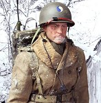 Paul: WWII 29th Infantry Radio Operator - (Snowy Winter Edition)