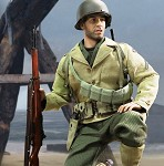 WWII US 2nd Ranger Battalion Private<BR>PRE-ORDER: ETA Q1 2020