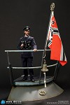 German U-Boat Conning Tower Diorama Base (Deluxe Version)<BR>PRE-ORDER: ETA Q2 2021