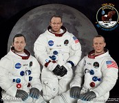 Apollo 11: 50th Anniversary 3-Figure Set<BR>PRE-ORDER: Q1 2020