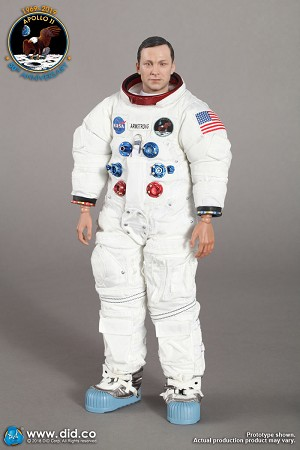 Apollo 11: Neil Armstrong, Commander<BR>PRE-ORDER: ETA ETA Q1 2020- WAIT LIST