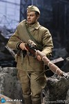 Vasily Zaitsev: WWII Russian Sniper (Clean Shaven)