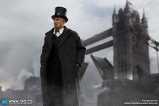 Prime Minister of United Kingdom- Winston Churchill (Palm Heroes/1:12 Scale)<BR>PRE-ORDER: ETA Q4 2020