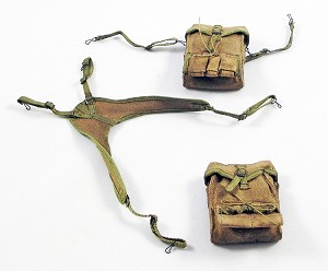 Combat Medic Harness Set