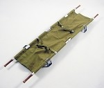 Foldable Medic Stretcher