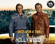 Hollywood Time Double Figure Set<BR>PRE-ORDER: ETA Q2 2021