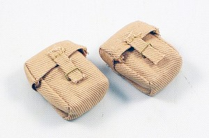 M16 Ammo Pouches: Adventure Tan (Pair)