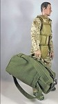 Top Load Duffel Bag (Olive Drab)