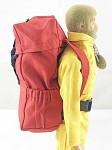 Hiking Backpack<BR>(Red)