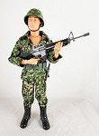 Basic Soldier Outfit Set (JGSDF Camo)
