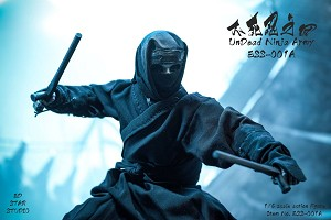 Undead Ninja Army (Black Version)<BR>PRE-ORDER: ETA Q4 2020