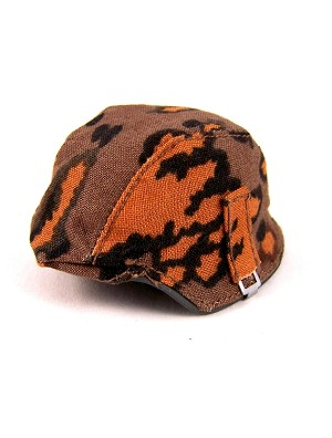 Helmet: German Autumn Camo, Removable Cover<BR>