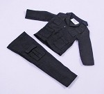 BDU Jacket & Pants - Black