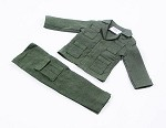 BDU Jacket & Pants - Olive Drab