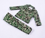 BDU Jacket & Pants - JGSDF Camo