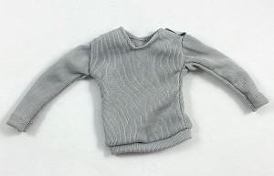 UK Style Sweater (Light Gray)