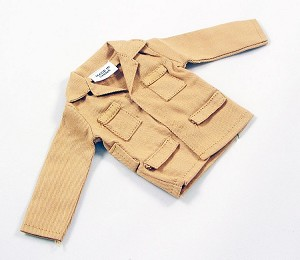 Jacket with Front Snaps - Adventure Tan