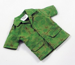 Short Sleeve Shirt with Front Snaps - Mitchell Camo
