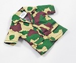 Short Sleeve Shirt with Front Snaps - Para Camo