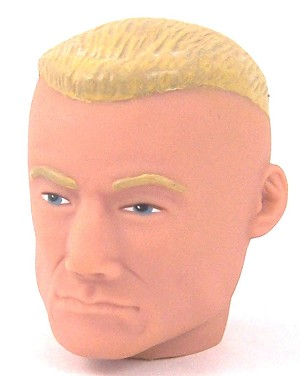 Head - Rolf Blond Painted