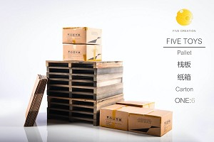 Pallets and Cartons Set<BR>PRE-ORDER: ETA Q1 2020<BR>WAIT LIST