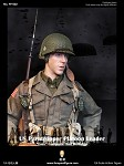 US Airborne Division Captain (Regular Edition)<BR>PRE-ORDER: ETA Q4 2020