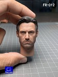 Ben Male Head Sculpt<BR>PRE-ORDER: ETA Q4 2020