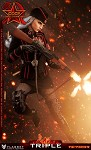Katyusha: Red Alert Soviet Female Officer<BR>PRE-ORDER: ETA Q3 2020