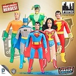 Retro DC Comics<BR>Justice League of America (1:9)<BR> (Spec Ed, Series 1) - 6 Figure Set<BR><B>Save $35!</B>
