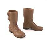 US Buckle Top Boots, WWII<BR>