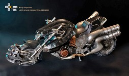 Fantasy Warrior Moto Bike<BR>PRE-ORDER: ETA Q2 2021