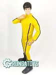 Super Bodysuit (Yellow w/Black Trim)