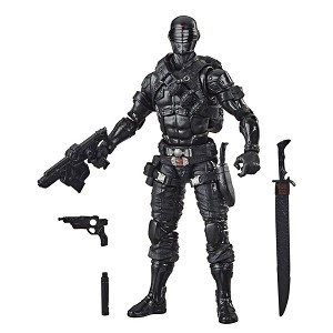 Snake Eyes (GI Joe Classified Series)<BR>(1:12 Scale)