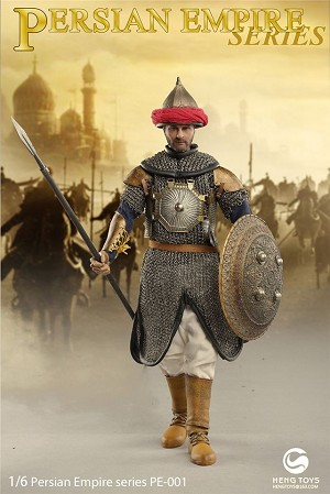 Elephant Foot Soldier (Persian Empire Series)