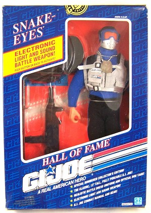 Hall of Fame: Snake Eyes, 1st issue