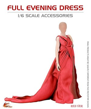 Full Evening Dress (Red)