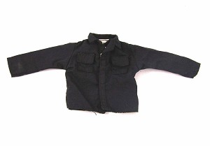 Hasbro Classic Collection Black Two-Pocket Shirt