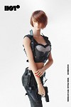 Female Combat Suit Set<BR>PRE-ORDER: ETA Q4 2020