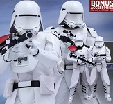 Star Wars: TFA First Order 2-Figure Snowtrooper Set