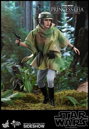 Star War Series: Princess Leia (Endor)<BR>PRE-ORDER: ETA Q3 2020<BR>WAIT LIST