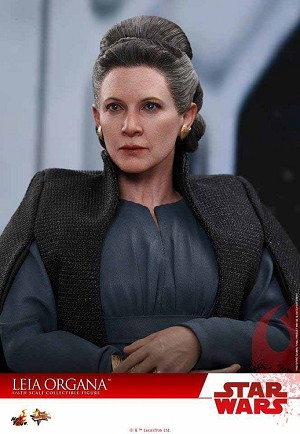 Star Wars: The Last Jedi - Leia Organa