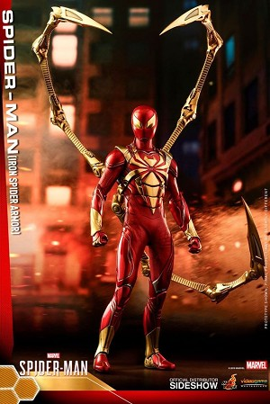 Spider-Man (Iron Spider Armor)<BR>PRE-ORDER: ETA June 2020