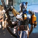 Star Wars: Heavy Infantry Mandalorian<BR>PRE-ORDER: ETA Dec. 2020