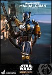 Star Wars Series: Heavy Infantry Mandalorian<BR>PRE-ORDER: ETA Dec. 2020