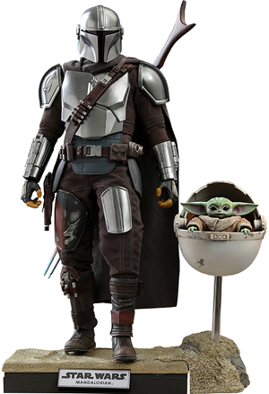 The Mandalorian and The Child<BR>(Deluxe Version)PRE-ORDER: ETA Q3 2021