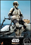 Star Wars: Scout Trooper<BR>PRE-ORDER: ETA June 2021