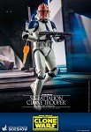 The Clone Wars: 501st Battalion Clone Trooper (Deluxe)<BR>PRE-ORDER: ETA Q4 2021