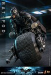 The Dark Knight Rises: Batpod<BR>PRE-ORDER: ETA Q2 2022