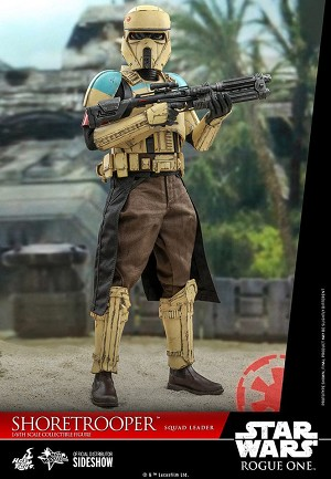 Star Wars: Shoretrooper Squad Leader<BR>PRE-ORDER: ETA Q1 2022
